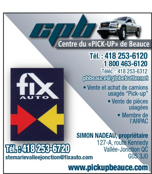 Centre Du Pick-up de Beauce